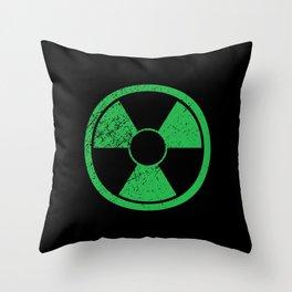 Hulk Gamma Throw Pillow