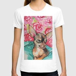 2d0f014c Chihuahua Mexico T Shirts | Society6