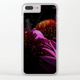 lila2 Clear iPhone Case