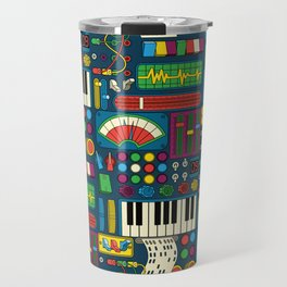 Magical Music Machine Travel Mug