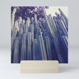 Cactus Wall Mini Art Print