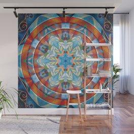 Mandalas of Forgiveness & Release 19 Wall Mural
