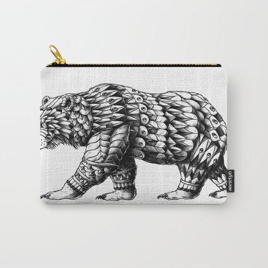 California Bear Carry-All Pouch