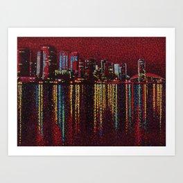 Portland Art Print