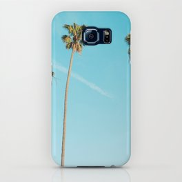 Tropical Miami Palm Trees iPhone Case