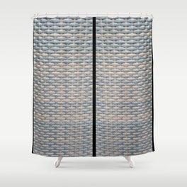 RATTAN Shower Curtain