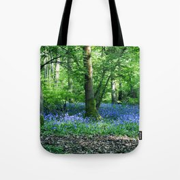 The Bluebell Dell Tote Bag