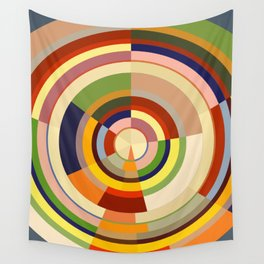 Colour Revolution FIVE Wall Tapestry