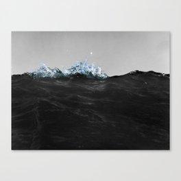 Wave Crash Canvas Print
