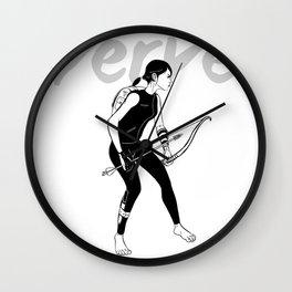 Verve Wall Clock
