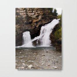 Cameron Falls Metal Print