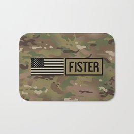 Fister (Camo) Bath Mat