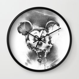 The Mortimer Mouse Wall Clock