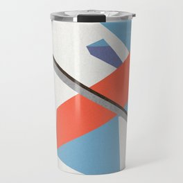 Abstracts Travel Mug