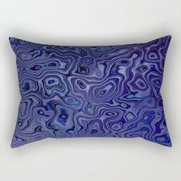 crazy 2 Rectangular Pillow