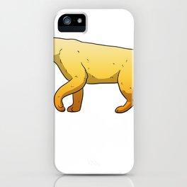SabreTooth Tiger iPhone Case