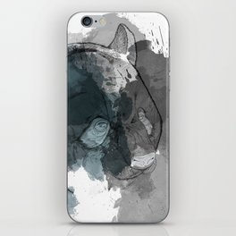 PANDA BEAR iPhone Skin