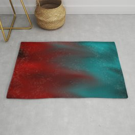 Clashing Cosmic Cancer Rug