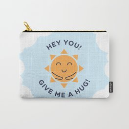 Summer, How Cute Are You! Carry-All Pouch