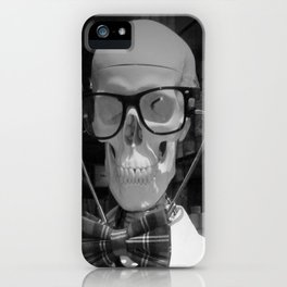 Mad Doc iPhone Case