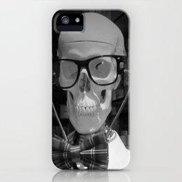 Mad Doc iPhone Case