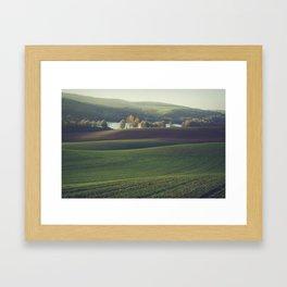 Curvaceous Framed Art Print