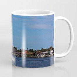 St Augustine Sail Coffee Mug
