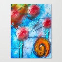 lollipop Canvas Print