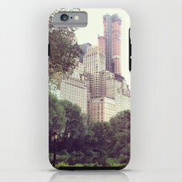 NYC Central Park iPhone Case