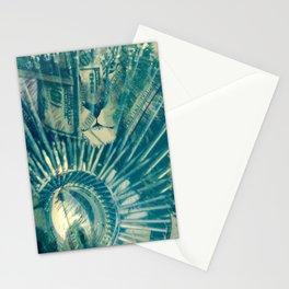 Iron Clad Cash Money Stationery Cards