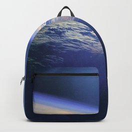 Indian Ocean Seen From Space Backpack