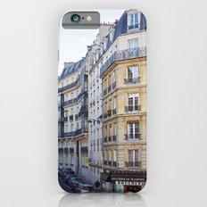 Streets of Paris. iPhone 6s Slim Case