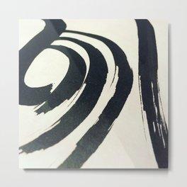 Zen Radio Signal No. 2 Metal Print