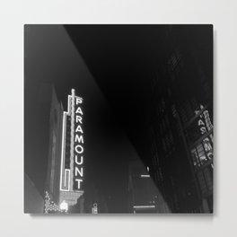 The Paramount Theatre, Boston Metal Print