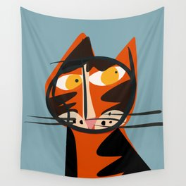 The Cat Wall Tapestry