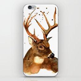 Beautiful Blitzen iPhone Skin