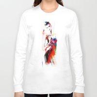 carnival Long Sleeve T-shirts featuring carnival by tatiana-teni