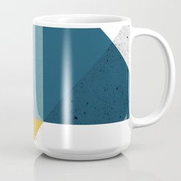 Modern Geometric 19 Coffee Mug