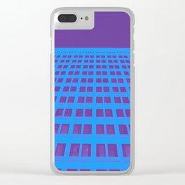 A E S T H E T I C Clear iPhone Case
