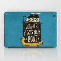quotes iPad Cases featuring Quotes by Ronan Lynam