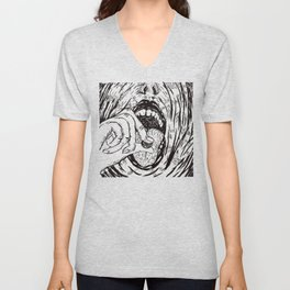 The Evening - Getting Ready Unisex V-Neck