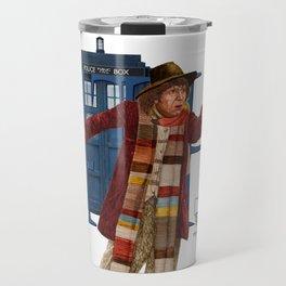 4th Doctor Travel Mug