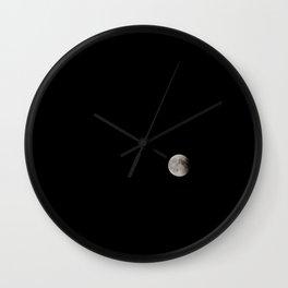 Moons...... Wall Clock