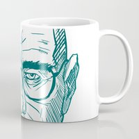 cook Mugs featuring The Cook by Thecansone