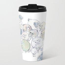 sheep herd Travel Mug