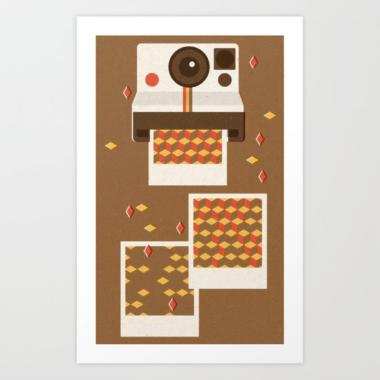Ephemera - Part II Art Print