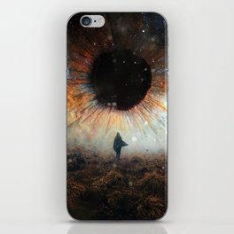 What We Drag iPhone Skin