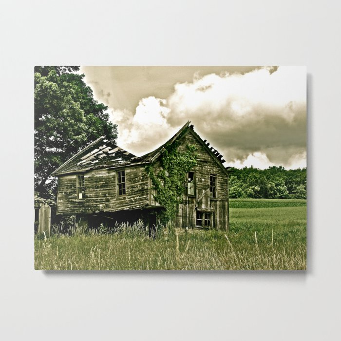 Better Days Gone By Metal Print