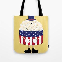 Mr.Popcorn Tote Bag