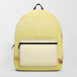 WITHIN THE TIDES - SUNNY YELLOW Backpack